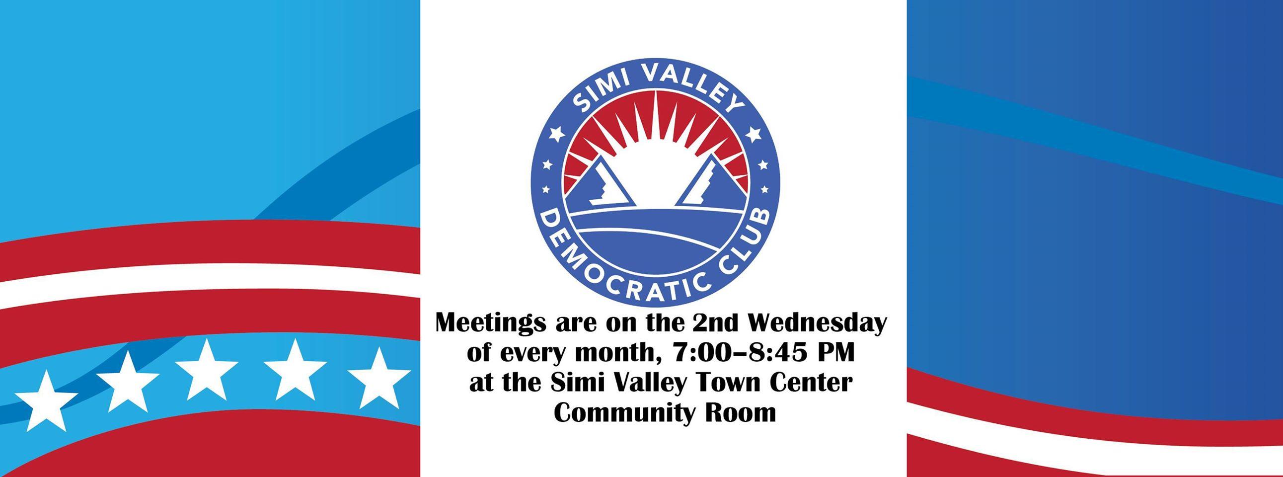 Simi Valley Democratic Club - Federal Account