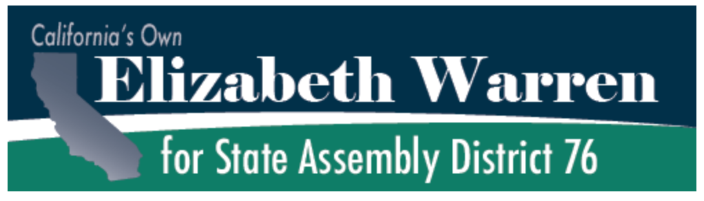 Elizabeth Warren for Assembly